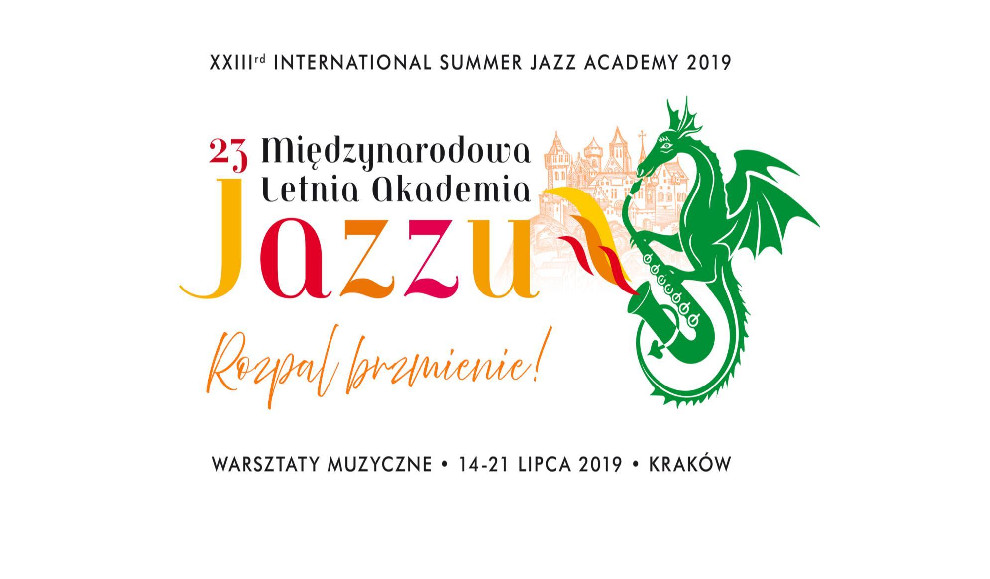 Krakowska Szkoła Jazzu i Muzyki Rozrywkowej   Krakow School of Jazz and Contemporary Music
